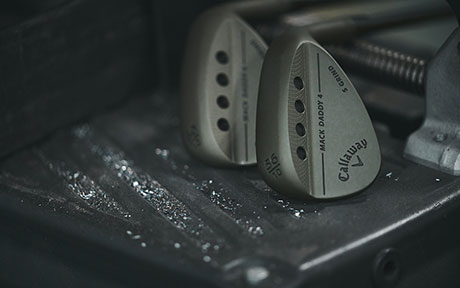 Neue Wedges: Callaway Mack Daddy 4 Tactical