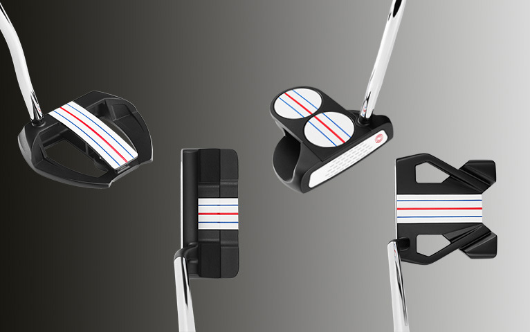 Odyssey Triple Track Putter