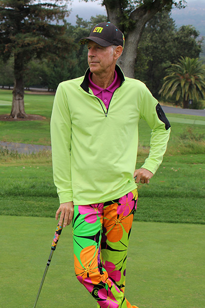 Loudmouth-Designer Woody: