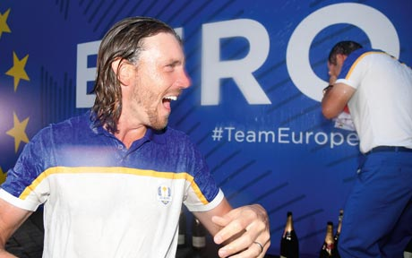 Ryder Cup 2018: Molliwood Blockbuster