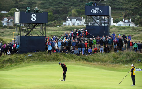 The Open 2019: Mein erstes Mal