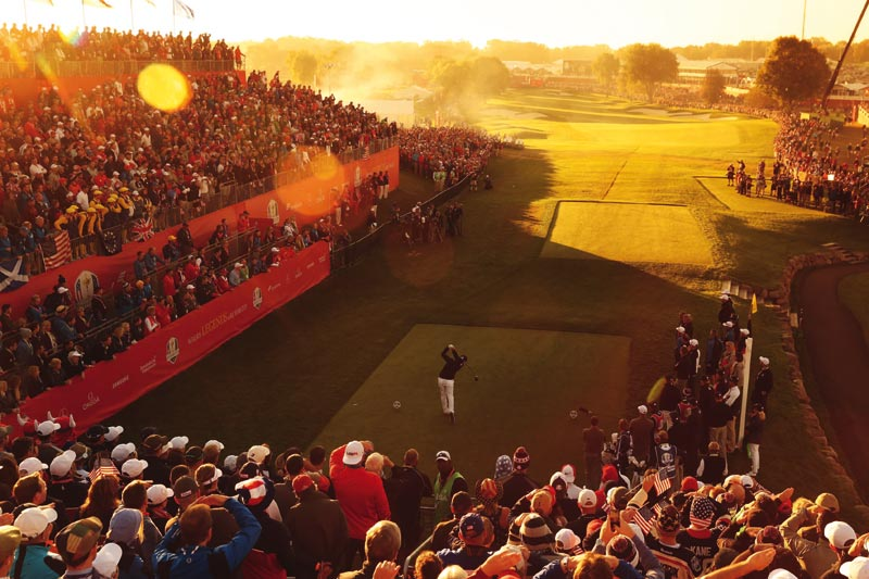 Ryder Cup 2016: