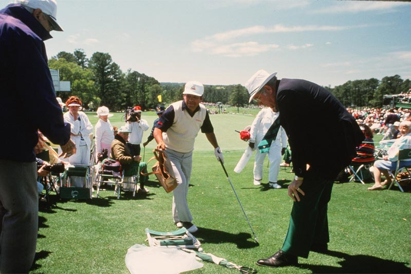 03: Trevino vs. Roberts – 1970, The Masters, Augusta