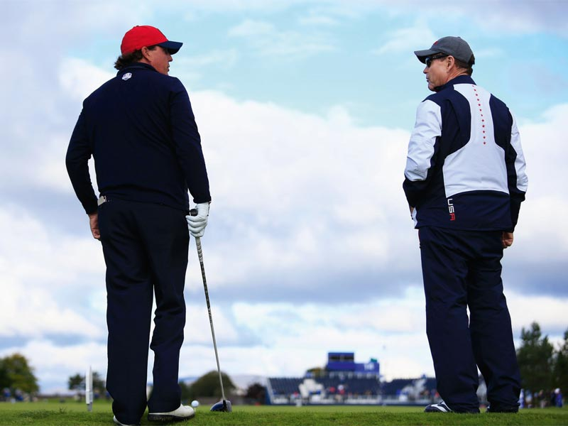 02: Mickelson vs. Watson – 2014, Ryder Cup, Gleneagles