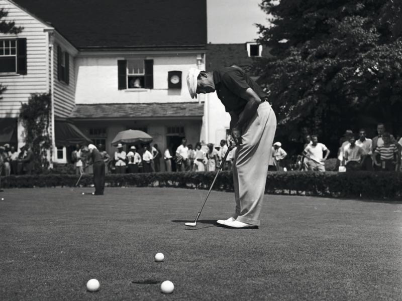 02: Stirb langsam – Ben Hogan - US Open 1950