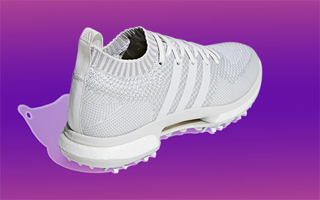 Adidas All-White Tour 360 Knit