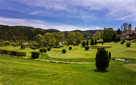 Karlsbad - Tschechien Cihelny Golf & Spa Resort vom 22.06. bis 25.06.2017