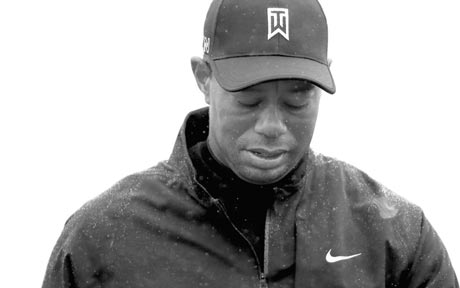 Tiger Woods: Oh Boy
