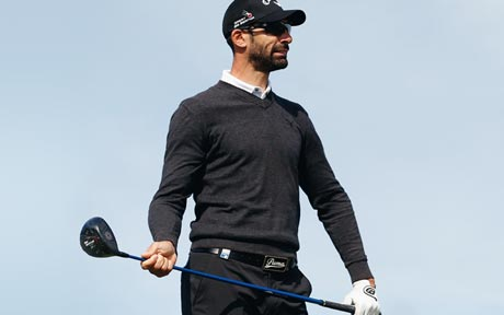 Alvaro Quiros: Interview