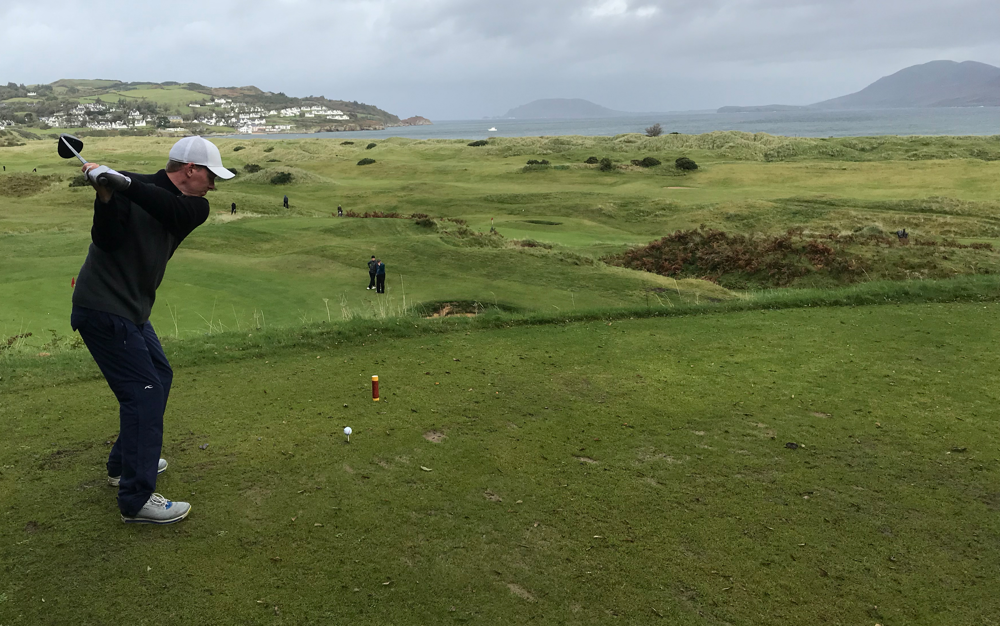 Mulroy Links Tournament: Golf in der Waschanlage