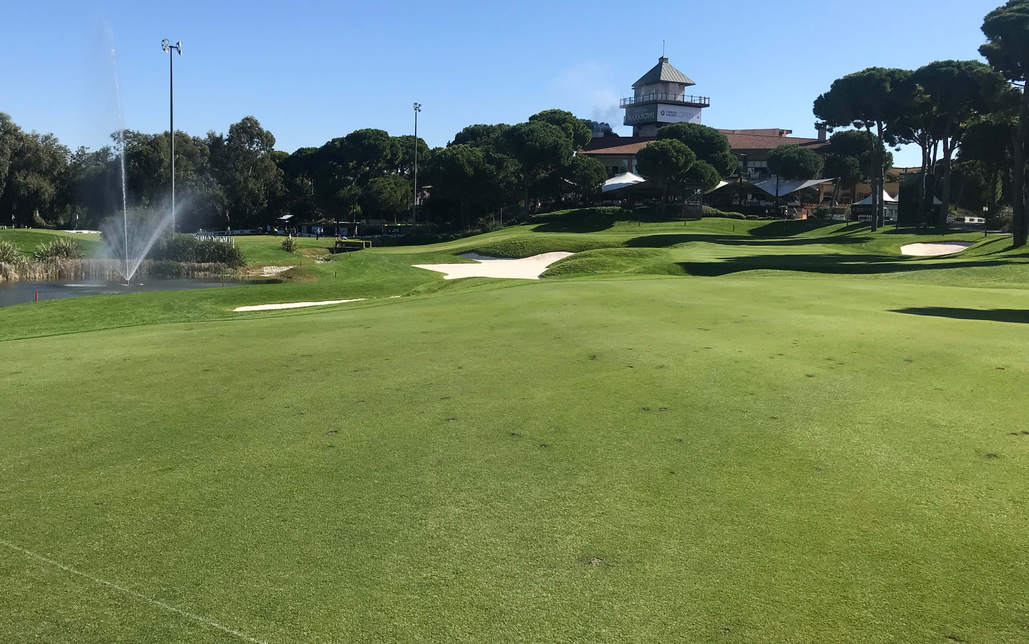 Turkish Airlines Open: Bunte Scorekarten garantiert