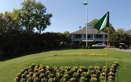 Augusta National Golf Club: Shopping Tour