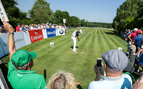 BMW International Open: Kaymer vom Winde verweht