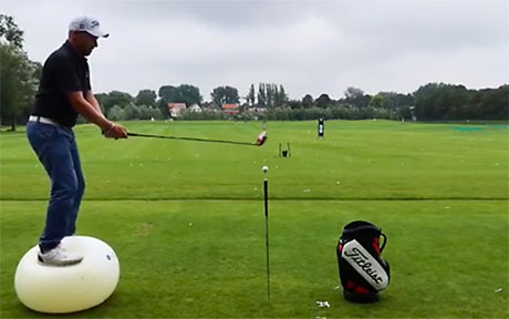Trickshots der Woche: 'You drive for Show'