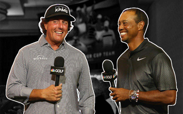 Tiger vs. Phil: