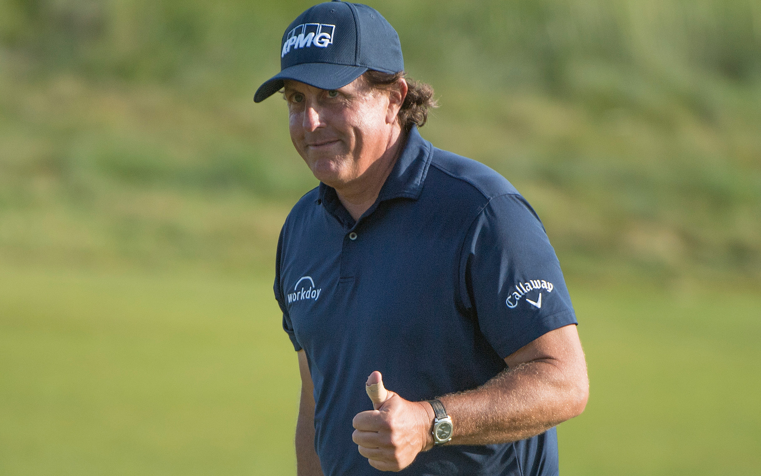 Phil Mickelson:
