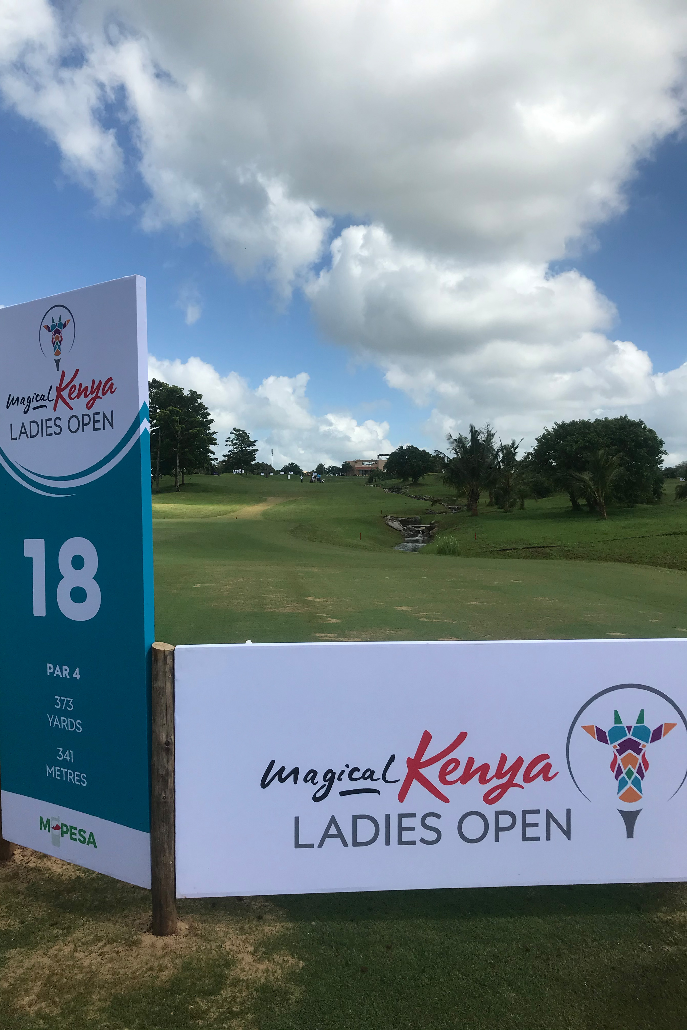Magical Kenya Ladies Open: