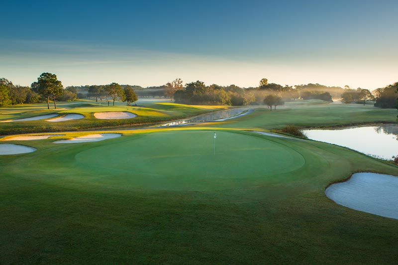 Disney's Magnolia Golf Course:
