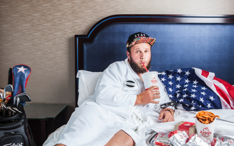 Andrew Johnston: Houston, we have a Beef! Das Video zum Interview