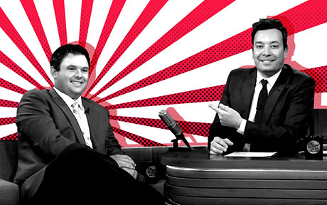 Über Masters-Triumph: Patrick Reed bei Jimmy Fallon